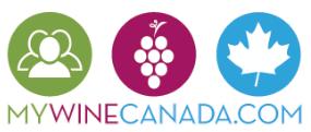 MyWineCanada.com Logo